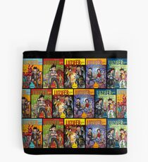 Cover Mix Tote Bag