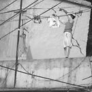 """Caught in the web called """"life"""" by Rahul Kapoor"""
