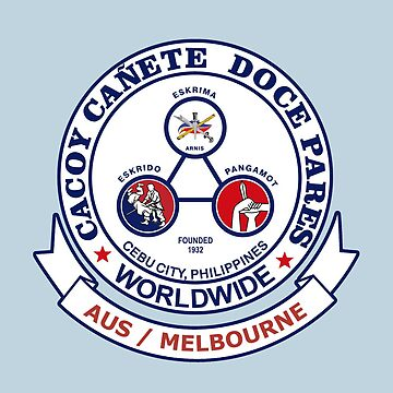 Cacoy Cañete Doce Pares Melbourne by frownland
