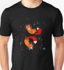 Space Foxes T-Shirt