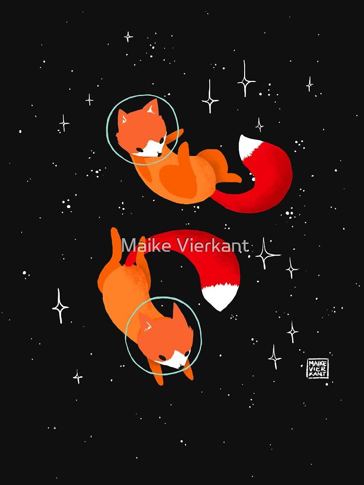Zorros espaciales de Vierkant