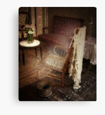 A Ghostly Experience Canvas Print