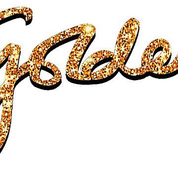 Kylie Golden von retropopdisco