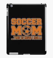 SOCCER MOM | So rolle ich. iPad-Hülle & Klebefolie