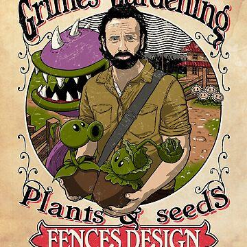 Grimes Gardening. by jcmaziu