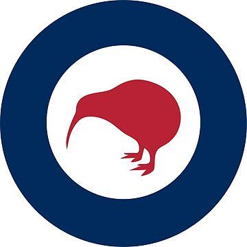 New Zealand country roundel by tony4urban