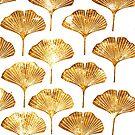Ginkgo Leaf Pattern by Vicky Pratt