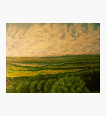 Green Valley Photographic Print