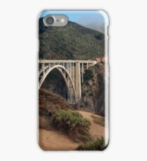 Coastal Fog Lifting iPhone Case/Skin