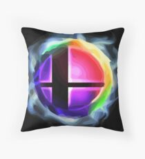 Smash Ball Throw Pillow