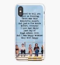 I wanted to tell you about us running  iPhone Case/Skin