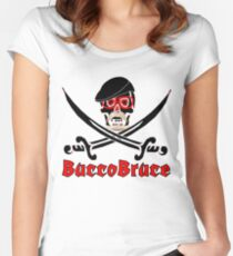 Bucco Bruce Arians Tampa Bay Shirt Women's Fitted Scoop T-Shirt