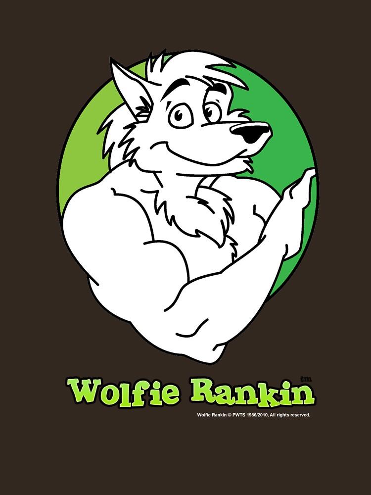 Wolfie Rankin - The Werewolf of Melbourne by WolfieRankin