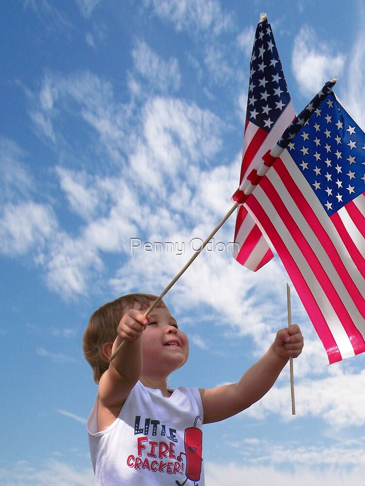 """Independents Day """"4th OF July"""" by Penny Odom"""