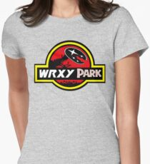wrx park Women's Fitted T-Shirt