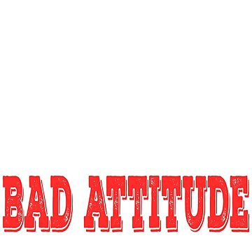 """The Only Disability In Life Is A Bad Attitude"" tee design. Perfect sensible gift to your family too by Customdesign200"