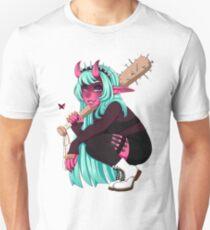 You talkin' to my Senpai? Unisex T-Shirt