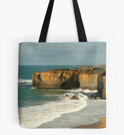 Coast Line,Great Ocean Road Tote Bag