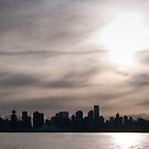 The Olympic Venue: Vancouver Cityscape by toby snelgrove  IPA