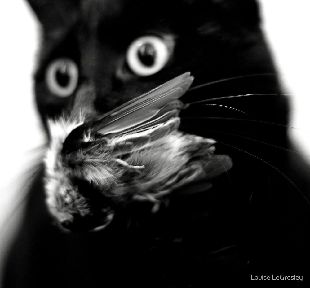_ bad girl _ by Louise LeGresley