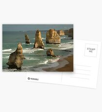 The Twelve Apostles,Great Ocean Road Postcards