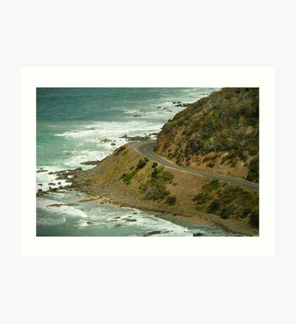 Great Ocean Road Art Print