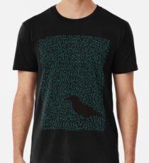 The Raven - Edgar Allen Poe Premium T-Shirt