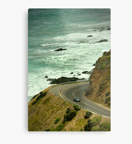 Bend,Great Ocean Road Metal Print