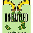 Unlimited Cash Flow Monopoly Motivation by SuccessHunters