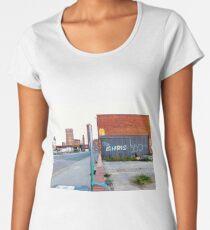urban art CHRIS Women's Premium T-Shirt