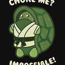 Schildkröte in Gi - BJJ Jiu-Jitsu und MMA T-Shirt von pacomerch
