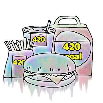 420 meal by mysteriosupafan