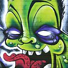 GREEN  APPLE SPLATTERS by James Rolfe