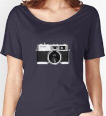 Minolta 7s Rangefinder Women's Relaxed Fit T-Shirt