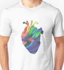 Glitch Heart T-Shirt