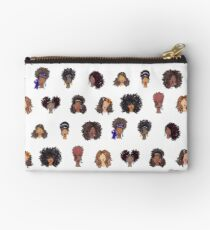 How To Be Curly Allover Studio Pouch