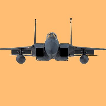 F-15 Eagle by sibosssr