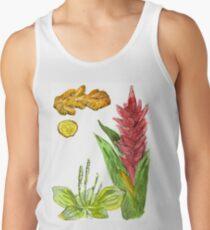 Ginger and Plantain Botanical Men's Tank Top