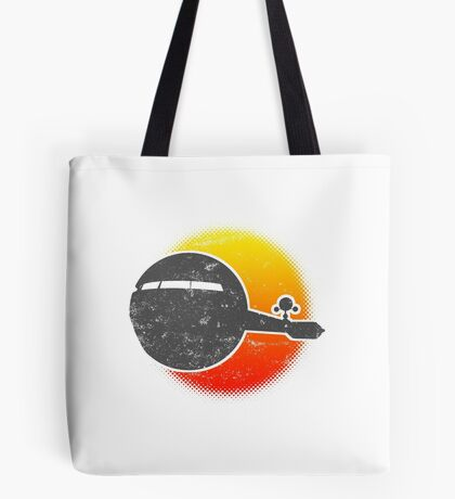 USS A One Space Discovery Odyssey Ascend 2001 Light Tote Bag
