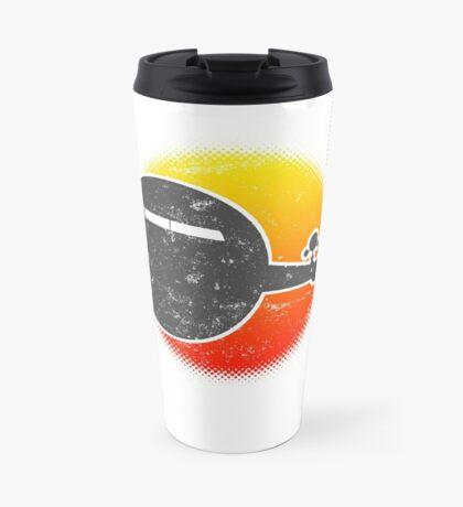 USS A One Space Discovery Odyssey Ascend 2001 Light Travel Mug