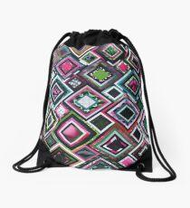 Poison Ivy Drawstring Bag