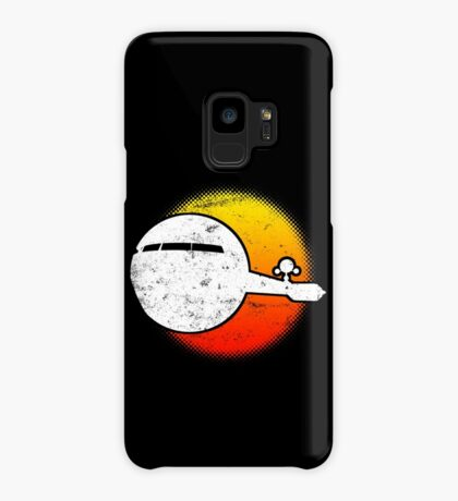 USS A One Space Discovery Odyssey Ascend 2001 Dark Case/Skin for Samsung Galaxy
