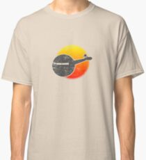 USS A One Space Discovery Odyssey Approach 2001 Light Classic T-Shirt
