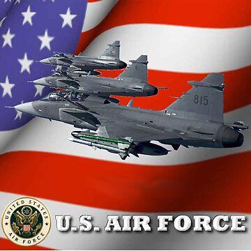 U.S. Airforce by EdmondHoggeJr