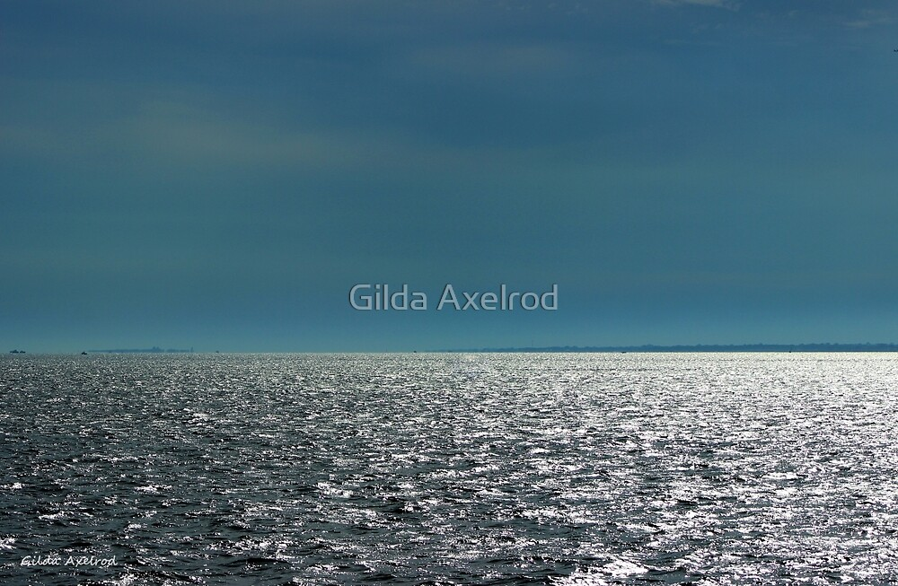 A Perfect Blue by Gilda Axelrod
