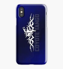 Coyote Tango (var 1) iPhone Case/Skin