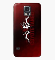 Coyote Tango (var 2) Case/Skin for Samsung Galaxy
