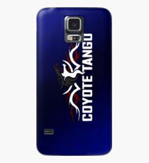 Coyote Tango (var 3) Case/Skin for Samsung Galaxy