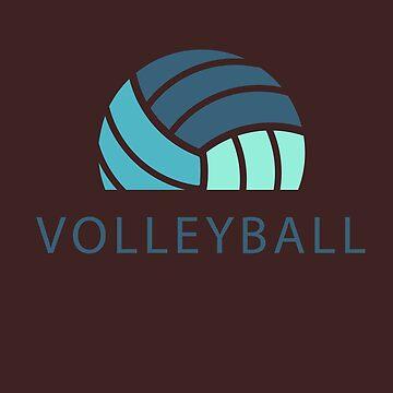 Volleyball by soondoock