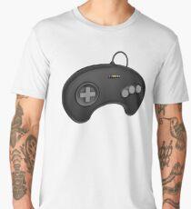 3D Retro Gaming Controller 3 Men's Premium T-Shirt